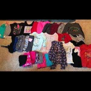 Other - Girls 30 piece clothing lot